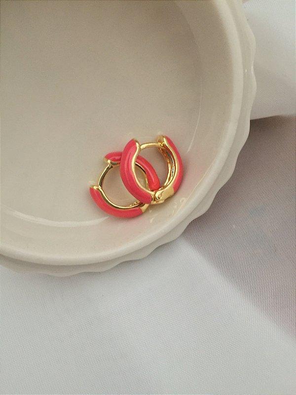 Argola small Ouro