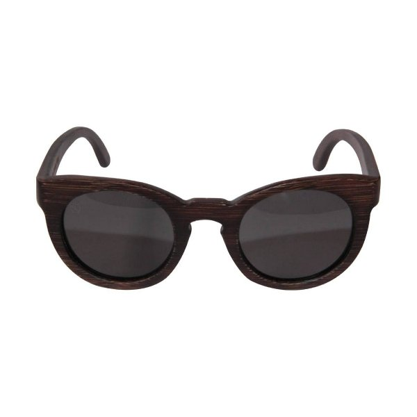 Óculos de Sol - Madeira - Joaquina Black