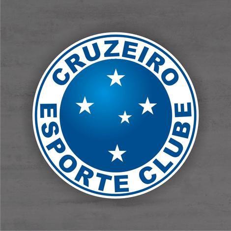 Quadro Decorativo de Times Futebol - Cruzeiro - Mdf 3mm