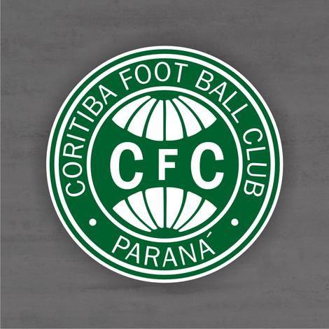 Quadro Decorativo de Times Futebol - Coritiba - Mdf 3mm