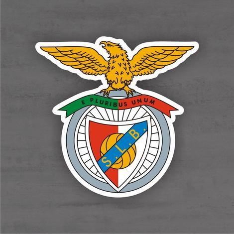 Quadro Decorativo de Times Futebol - Benfica - Mdf 3mm