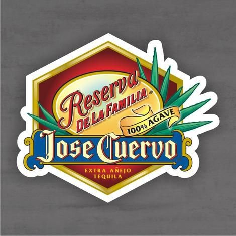 Quadro Decorativo de Bar - Tequila Jose Cuervo - Mdf 3mm