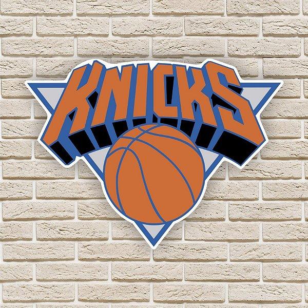 Quadro Decorativo New York Knicks Nba Basquete