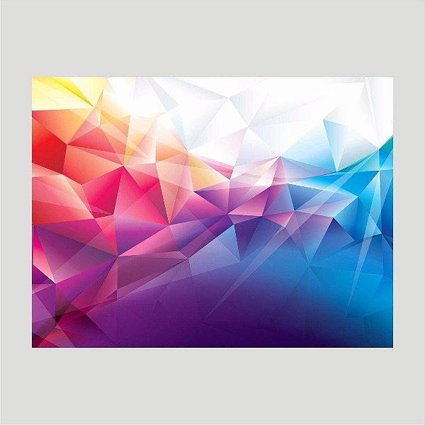 Quadro Decorativo Abstrato - Modelo 13