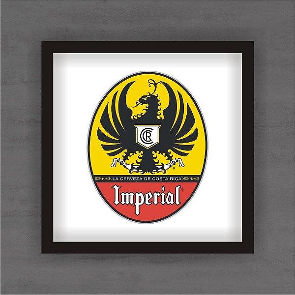 Quadro Decorativo Imperial Com Moldura