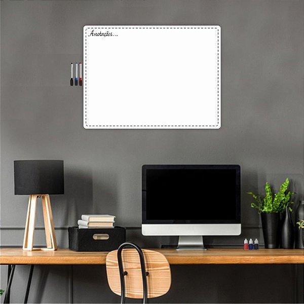Quadro Planejamento Mensal Planner Diario Tarefas Anotações