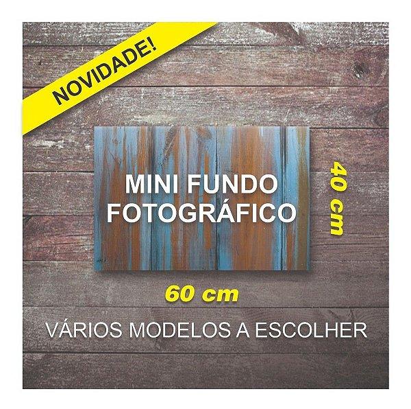 Kit 5 Mini Fundos Fotográficos Fotografia Studio 40x60 Cm