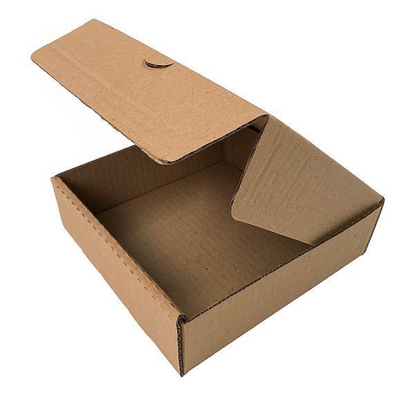Caixa De Papelão Correio Sedex Pac 21 X 21 X 6 - 100 Caixas