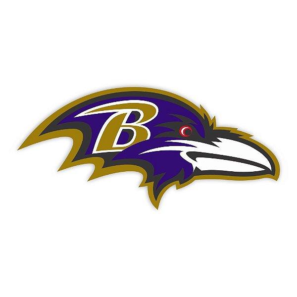 Quadro Decorativo NFL Futebol Americano Baltimore Ravens