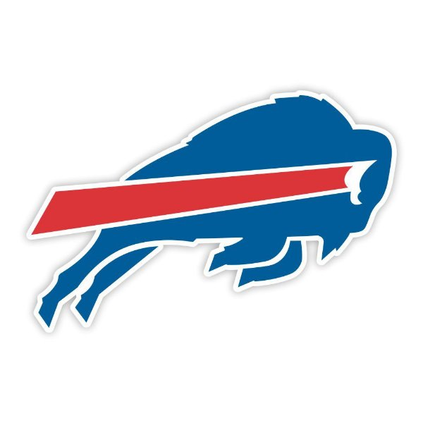Quadro Decorativo NFL Futebol Americano Buffalo Bills