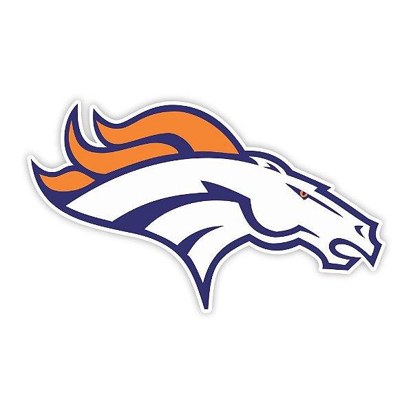 Quadro Decorativo NFL Futebol Americano Denver Broncos