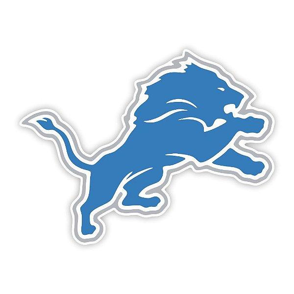 Quadro Decorativo NFL Futebol Americano Detroit Lions