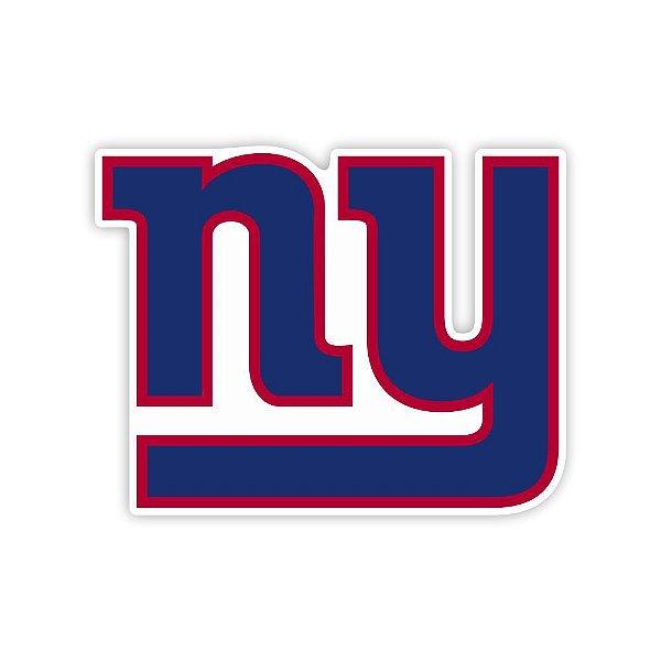 Quadro Decorativo NFL Futebol Americano New York Giants