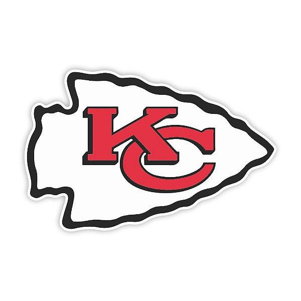 Quadro Decorativo NFL Futebol Americano Kansas City Chiefs