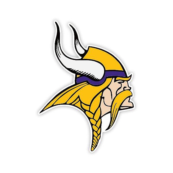 Quadro Decorativo NFL Futebol Americano Minessota Vikings