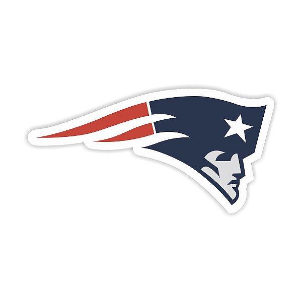 Quadro Decorativo NFL Futebol Americano New England Patriots