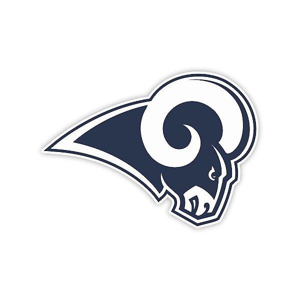 Quadro Decorativo NFL Futebol Americano Los Angeles Rams