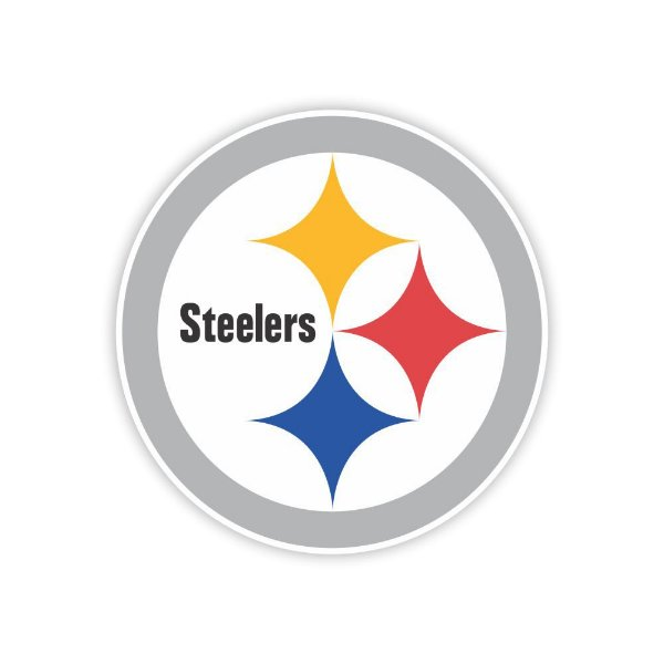 Quadro Decorativo NFL Futebol Americano Pittsburg Steelers