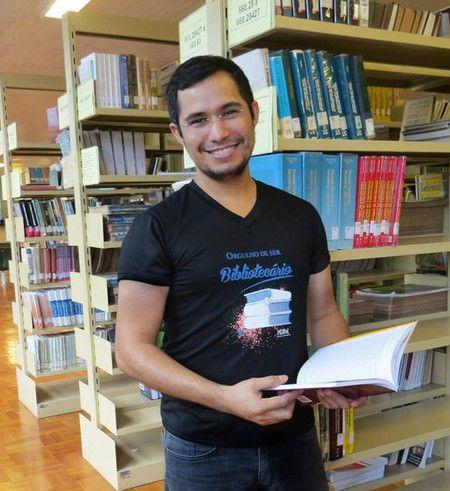 ORGULHO DE SER BIBLIOTECÁRIO