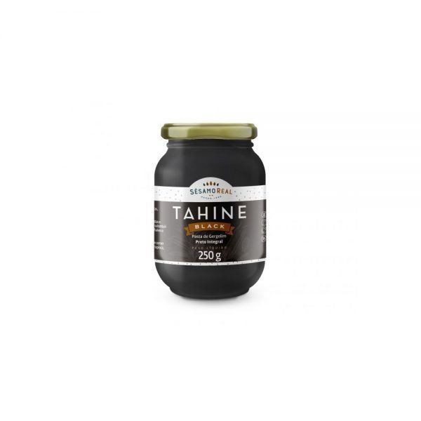 Tahine Black 250g - Sésamo Real