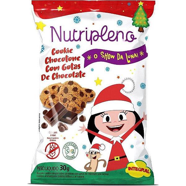 Cookie chocotone show da luna 30g - Nutripleno
