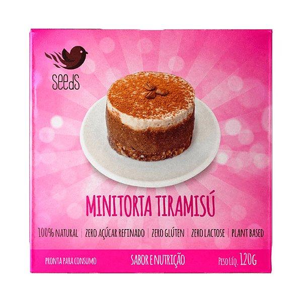 Mini Torta Tiramisú 120g - SEEdS