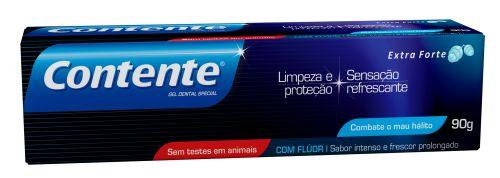 Gel Dental Contente  Extra Forte 90g - Contente