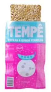 Tempê - Ervilha Com Quinoa 275g - Mun Artesanal