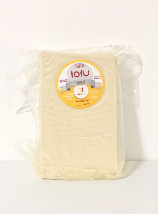 Tofu Frescal 400g - Uai Tofu