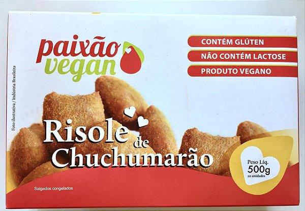 Risole De Chuchumarão 500g - Paixão Vegan