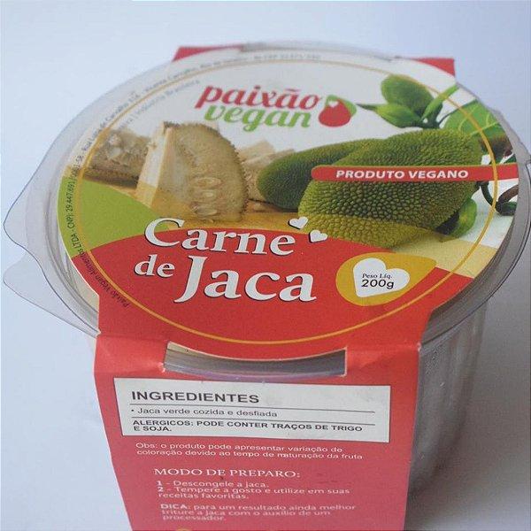 Carne De Jaca 200g - Paixão Vegan