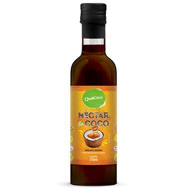 Néctar De Coco 250ml - Qualicoco