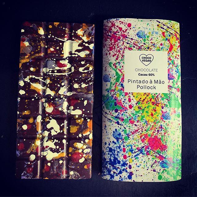 Chocolate Escuro Pollock 50g - chocovegan