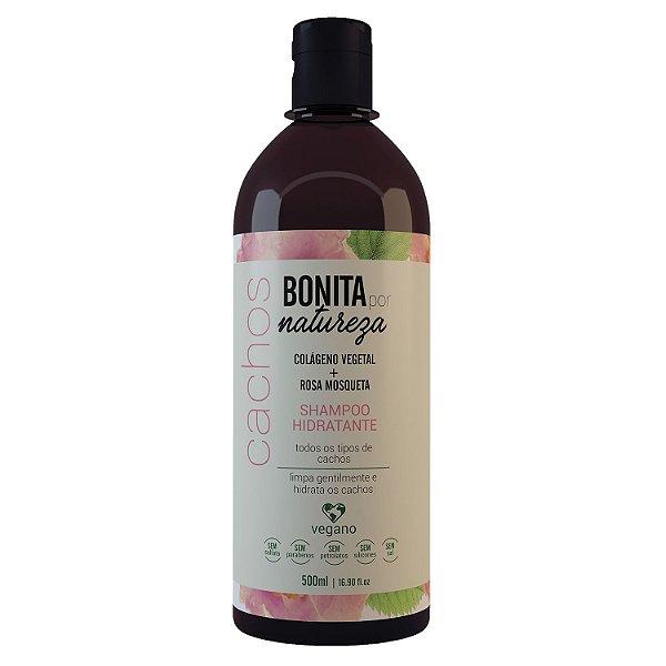 Shampoo para cabelos cacheados - Bonita por Natureza
