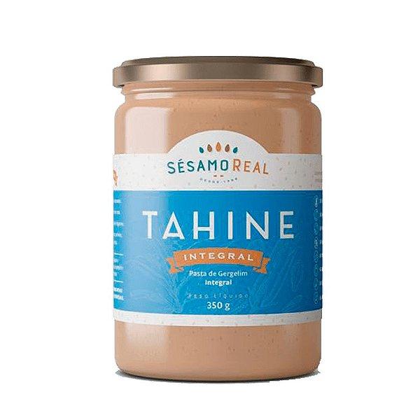 Tahine Integral 350g - Sésamo Real