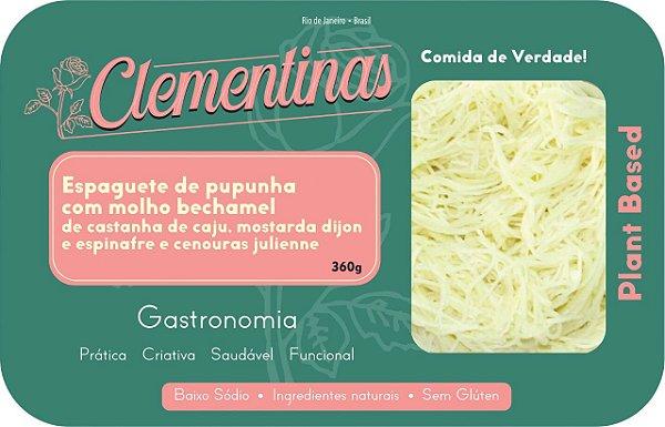 Espaguete de Pupunha com Molho Bechamel 320g - SuperSalutem