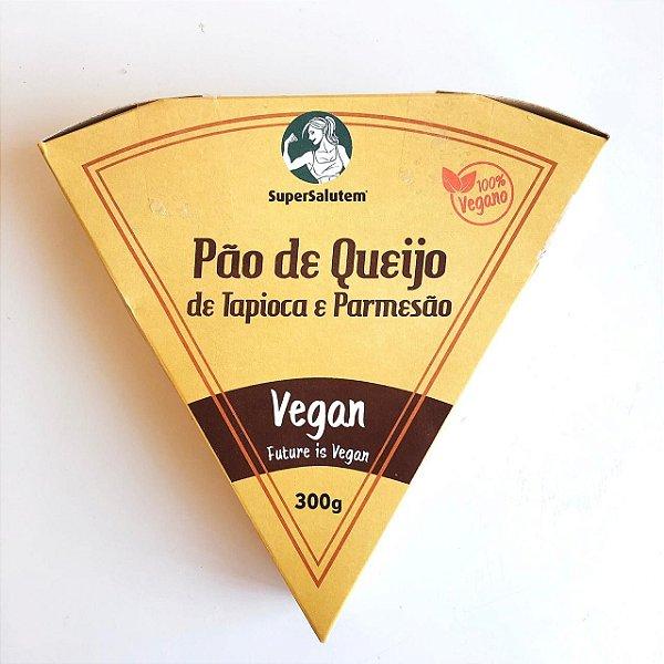 Pão de Queijo Vegano de Tapioca e Parmesão 300g - SuperSalutem