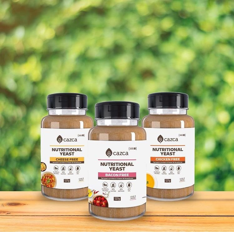 Nutritional Yeast 127g - Cazca
