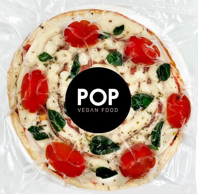 Pizza Marguerita 18cm - Pop Vegan