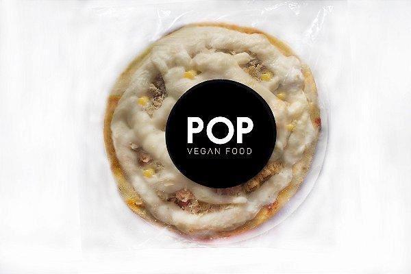 """Pizza """"Frango com Catupiry"""" 18cm - Pop Vegan"""