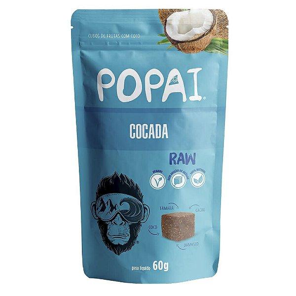Snack de cocada Raw - Popai