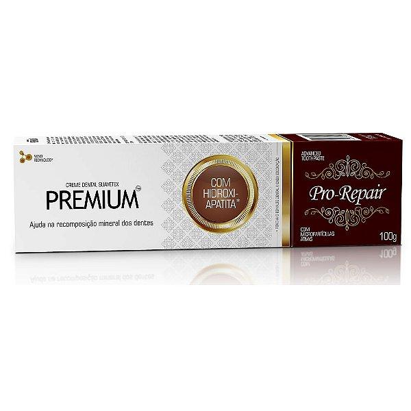 Creme dental premium pro-repair 100g - Contente