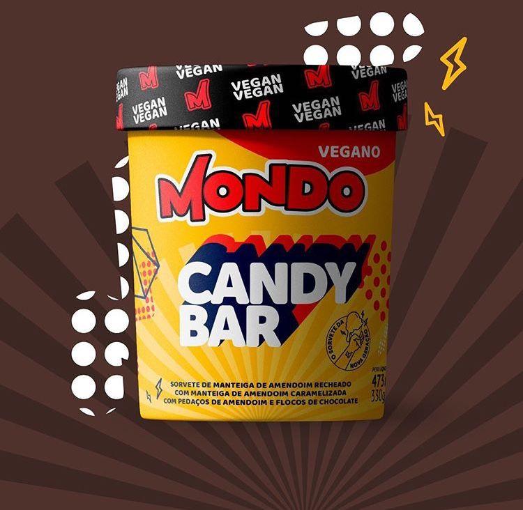 Mondo Candy Bar 473mL - Viewganas