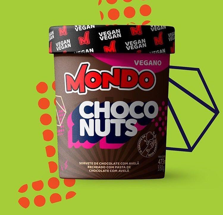 Mondo Choconuts 473mL - Viewganas