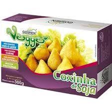 Coxinha de soja 300g - Goshen