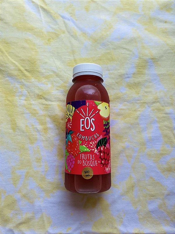 Kombucha Frutas do Bosque 300ml - EOS