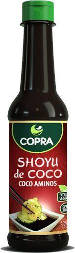 Shoyu de coco 150mL - Copra