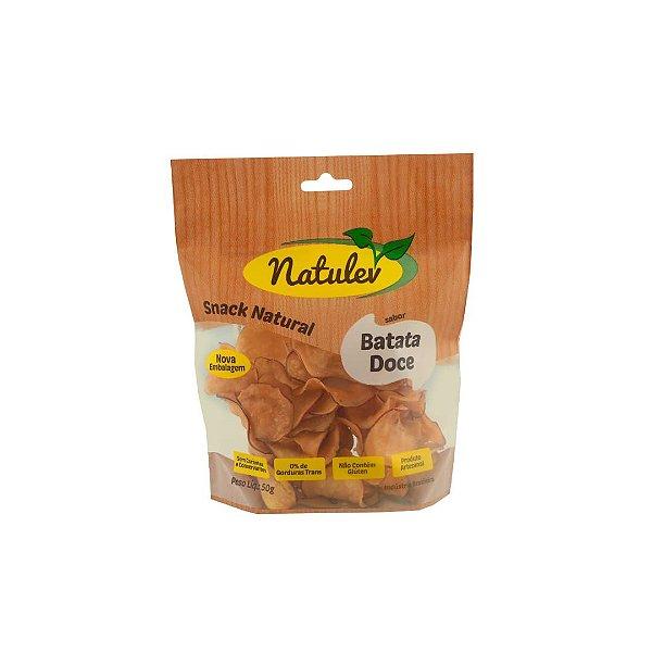 Chips Artesanais Sabores 50g - Natulev