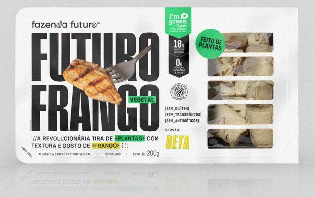 Frango do Futuro 200g - Fazenda Futuro