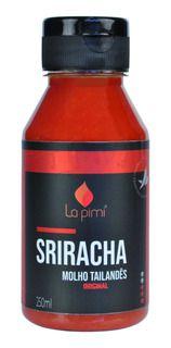 Molho Sriracha Tailandês 250mL - La Pimi